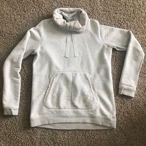 Lululemon cowl neck pullover sweatshirt